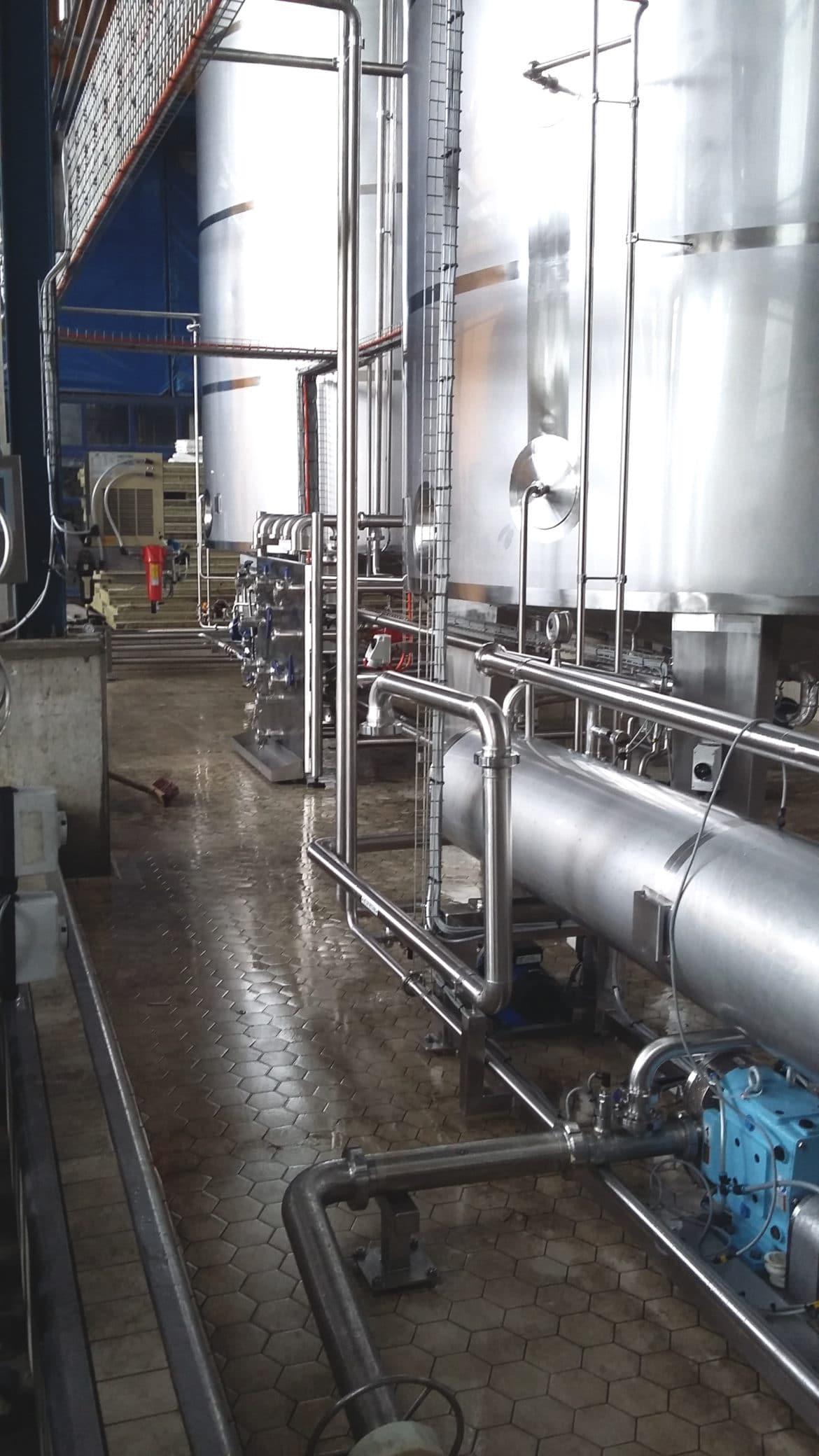 castle milk stout, maltose handling project for sabm nigeria